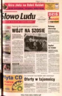 Słowo Ludu 2003 R.LIV, nr 47 (Ostrowiec, Starachowice, Skarżysko, Końskie)
