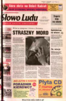 Słowo Ludu 2003 R.LIV, nr 49 (Ostrowiec, Starachowice, Skarżysko, Końskie)