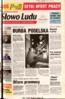 Słowo Ludu 2003 R.LIV, nr 66 (Ostrowiec, Starachowice, Skarżysko, Końskie)