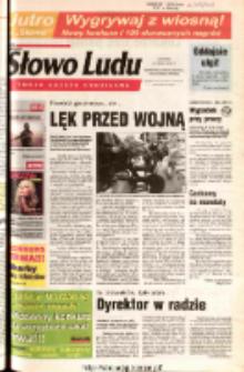 Słowo Ludu 2003 R.LIV, nr 67 (Ostrowiec, Starachowice, Skarżysko, Końskie)