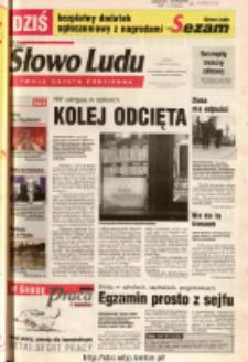 Słowo Ludu 2003 R.LIV, nr 83 (Ostrowiec, Starachowice, Skarżysko, Końskie)