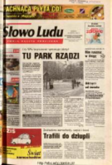 Słowo Ludu 2003 R.LIV, nr 85 (Ostrowiec, Starachowice, Skarżysko, Końskie)