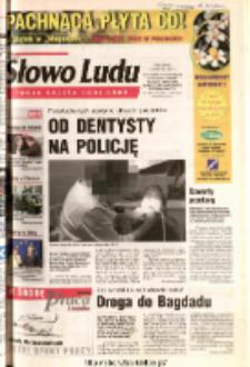 Słowo Ludu 2003 R.LIV, nr 88 (Ostrowiec, Starachowice, Skarżysko, Końskie)