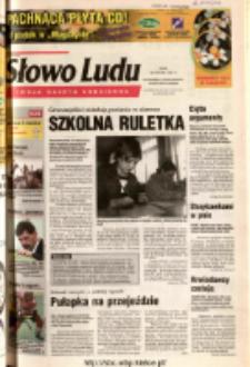 Słowo Ludu 2003 R.LIV, nr 90 (Ostrowiec, Starachowice, Skarżysko, Końskie)