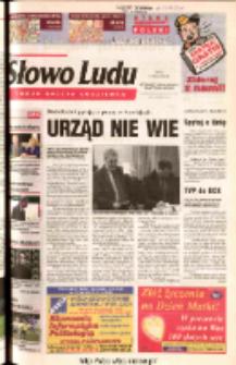 Słowo Ludu 2003 R.LIV, nr 116 (Ostrowiec, Starachowice, Skarżysko, Końskie)