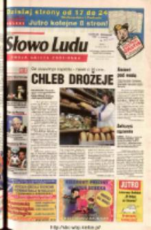 Słowo Ludu 2003 R.LIV, nr 122 (Ostrowiec, Starachowice, Skarżysko, Końskie)