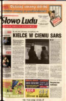 Słowo Ludu 2003 R.LIV, nr 135 (Ostrowiec, Starachowice, Skarżysko, Końskie)