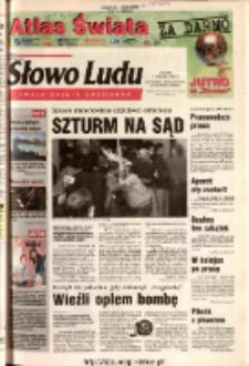 Słowo Ludu 2003 R.LIV, nr 211 (Ostrowiec, Starachowice, Skarżysko, Końskie)