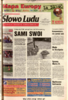 Słowo Ludu 2003 R.LIV, nr 216 (Ostrowiec, Starachowice, Skarżysko, Końskie)