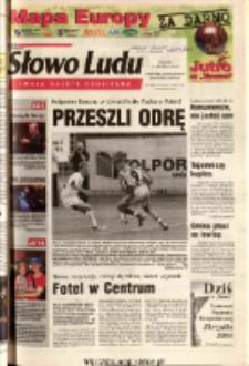 Słowo Ludu 2003 R.LIV, nr 217 (Ostrowiec, Starachowice, Skarżysko, Końskie)