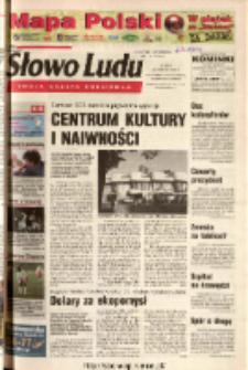 Słowo Ludu 2003 R.LIV, nr 221 (Ostrowiec, Starachowice, Skarżysko, Końskie)