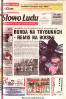 Słowo Ludu 2003 R.LIV, nr 228 (Ostrowiec, Starachowice, Skarżysko, Końskie)