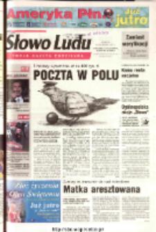 Słowo Ludu 2003 R.LIV, nr 235 (Ostrowiec, Starachowice, Skarżysko, Końskie)