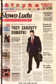 Słowo Ludu 2003 R.LIV, nr 245 (Ostrowiec, Starachowice, Skarżysko, Końskie)