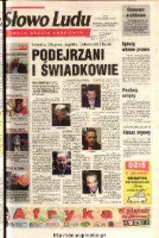 Słowo Ludu 2003 R.LIV, nr 246 (Ostrowiec, Starachowice, Skarżysko, Końskie)