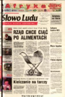Słowo Ludu 2003 R.LIV, nr 247 (Ostrowiec, Starachowice, Skarżysko, Końskie)