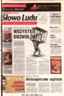 Słowo Ludu 2003 R.LIV, nr 253 (Ostrowiec, Starachowice, Skarżysko, Końskie)