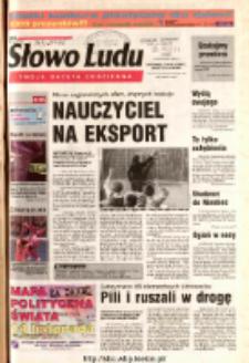 Słowo Ludu 2003 R.LIV, nr 256 (Ostrowiec, Starachowice, Skarżysko, Końskie)