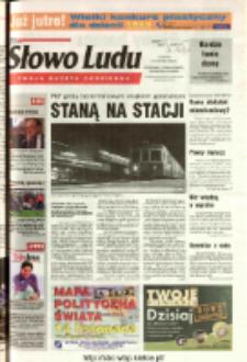 Słowo Ludu 2003 R.LIV, nr 258 (Ostrowiec, Starachowice, Skarżysko, Końskie)