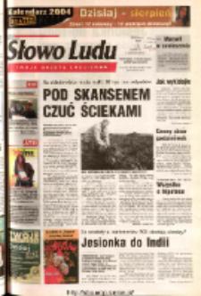 Słowo Ludu 2003 R.LIV, nr 281 (Ostrowiec, Starachowice, Skarżysko, Końskie)