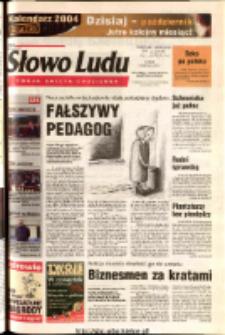 Słowo Ludu 2003 R.LIV, nr 285 (Ostrowiec, Starachowice, Skarżysko, Końskie)