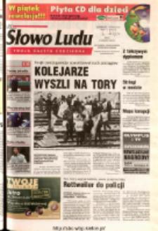 Słowo Ludu 2003 R.LIV, nr 292 (Ostrowiec, Starachowice, Skarżysko, Końskie)