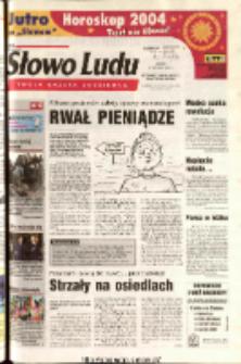 Słowo Ludu 2003 R.LIV, nr 300 (Ostrowiec, Starachowice, Skarżysko, Końskie)