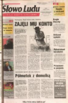 Słowo Ludu 2004 R.LV, nr 59 (Ostrowiec, Starachowice, Skarżysko, Końskie)