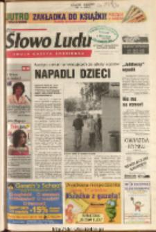Słowo Ludu 2004 R.LV, nr 211 (Ostrowiec, Starachowice, Skarżysko, Końskie)