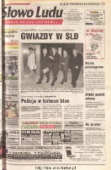 Słowo Ludu 2001 R.LII, nr 128 (Ostrowiec, Starachowice, Skarżysko, Końskie, Ponidzie, Jędrzejów, Włoszczowa, Sandomierz, Staszów, Opatów)