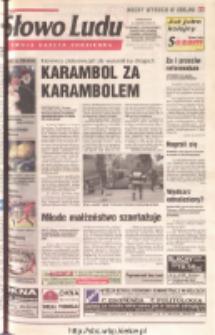 Słowo Ludu 2001 R.LII, nr 145 (Ostrowiec, Starachowice, Skarżysko, Końskie, Ponidzie, Jędrzejów, Włoszczowa, Sandomierz, Staszów, Opatów)