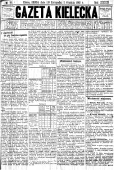 Gazeta Kielecka, 1903, R.34, nr 58