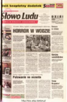Słowo Ludu 2001 R.LII, nr 164 (Ostrowiec, Starachowice, Skarżysko, Końskie, Ponidzie, Jędrzejów, Włoszczowa, Sandomierz, Staszów, Opatów)