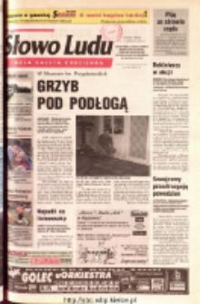 Słowo Ludu 2001 R.LII, nr 188 (Ostrowiec, Starachowice, Skarżysko, Końskie, Ponidzie, Jędrzejów, Włoszczowa, Sandomierz, Staszów, Opatów)