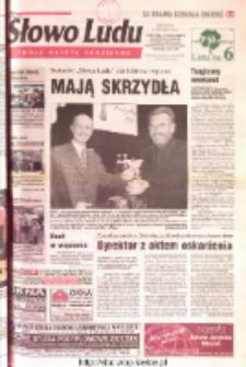 Słowo Ludu 2001 R.LII, nr 216 (Ostrowiec, Starachowice, Skarżysko, Końskie, Ponidzie, Jędrzejów, Włoszczowa, Sandomierz, Staszów, Opatów)