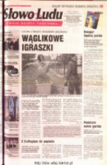 Słowo Ludu 2001 R.LII, nr 245 (Ostrowiec, Starachowice, Skarżysko, Końskie, Ponidzie, Jędrzejów, Włoszczowa, Sandomierz, Staszów, Opatów)