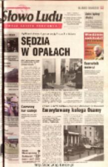 Słowo Ludu 2001 R.LII, nr 251 (Ostrowiec, Starachowice, Skarżysko, Końskie, Ponidzie, Jędrzejów, Włoszczowa, Sandomierz, Staszów, Opatów)