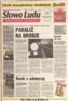 Słowo Ludu 2001 R.LII, nr 111 (Ostrowiec, Starachowice, Skarżysko, Końskie)