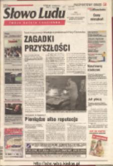 Słowo Ludu 2001 R.LII, nr 112 (Ostrowiec, Starachowice, Skarżysko, Końskie)