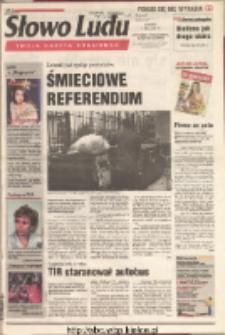 Słowo Ludu 2001 R.LII, nr 113 (Ostrowiec, Starachowice, Skarżysko, Końskie)