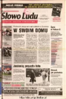 Słowo Ludu 2001 R.LII, nr 231 (Ostrowiec, Starachowice, Skarżysko, Końskie)