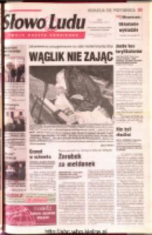 Słowo Ludu 2001 R.LII, nr 242 (Ostrowiec, Starachowice, Skarżysko, Końskie)