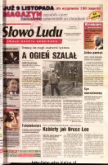 Słowo Ludu 2001 R.LII, nr 260 (Ostrowiec, Starachowice, Skarżysko, Końskie)