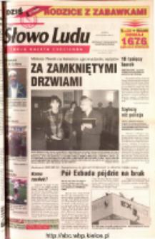 Słowo Ludu 2001 R.LII, nr 270 (Ostrowiec, Starachowice, Skarżysko, Końskie)