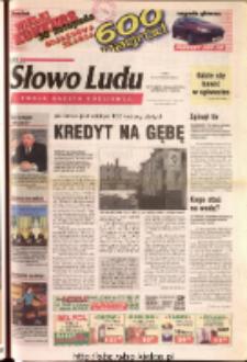 Słowo Ludu 2001 R.LII, nr 277 (Ostrowiec, Starachowice, Skarżysko, Końskie)
