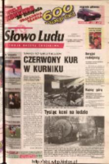 Słowo Ludu 2001 R.LII, nr 278 (Ostrowiec, Starachowice, Skarżysko, Końskie)