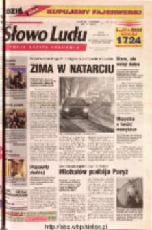 Słowo Ludu 2001 R.LII, nr 288 (Ostrowiec, Starachowice, Skarżysko, Końskie)