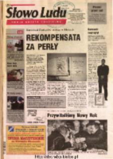 Słowo Ludu 2005 R.LV, nr 1 (Ostrowiec, Starachowice, Skarżysko, Końskie, Ponidzie, Jędrzejów, Włoszczowa, Sandomierz, Staszów, Opatów)