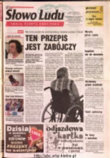 Słowo Ludu 2005 R.LV, nr 36 (Ostrowiec, Starachowice, Skarżysko, Końskie, Ponidzie, Jędrzejów, Włoszczowa, Sandomierz, Staszów, Opatów)