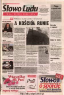 Słowo Ludu 2005 R.LV, nr 49 (Ostrowiec, Starachowice, Skarżysko, Końskie, Ponidzie, Jędrzejów, Włoszczowa, Sandomierz, Staszów, Opatów)
